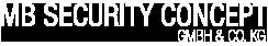 Logo MB Security Concept